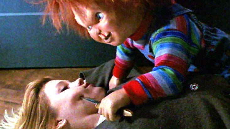 Chucky 2 - Die Mörderpuppe ist wieder da