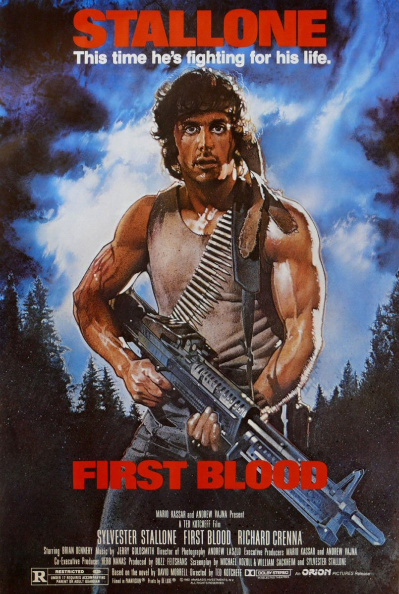"""Rambo - First Blood"""