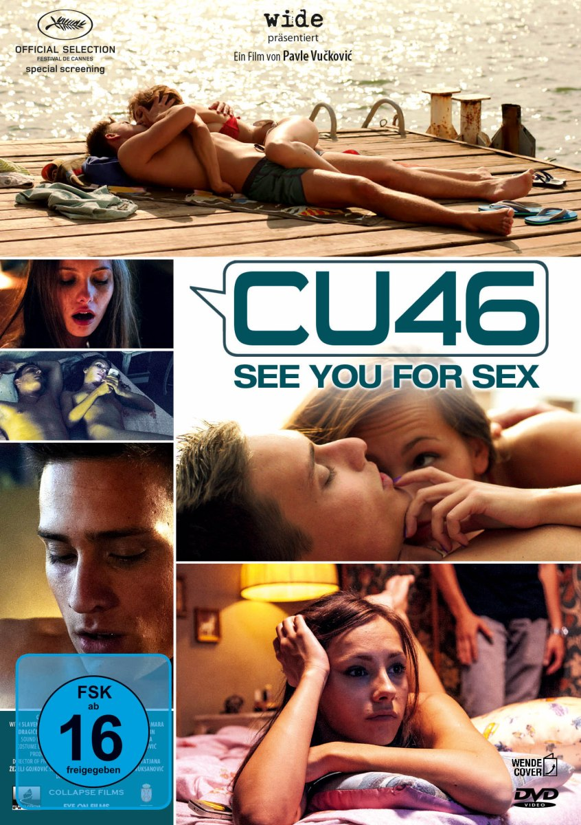 """CU46 - See You For Sex"""