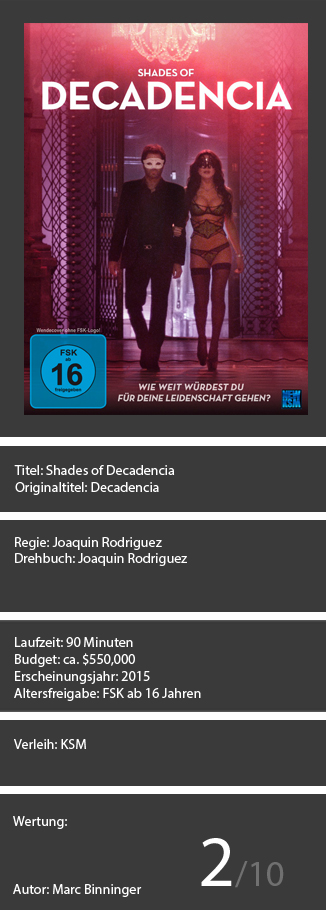 Shades of Decadencia