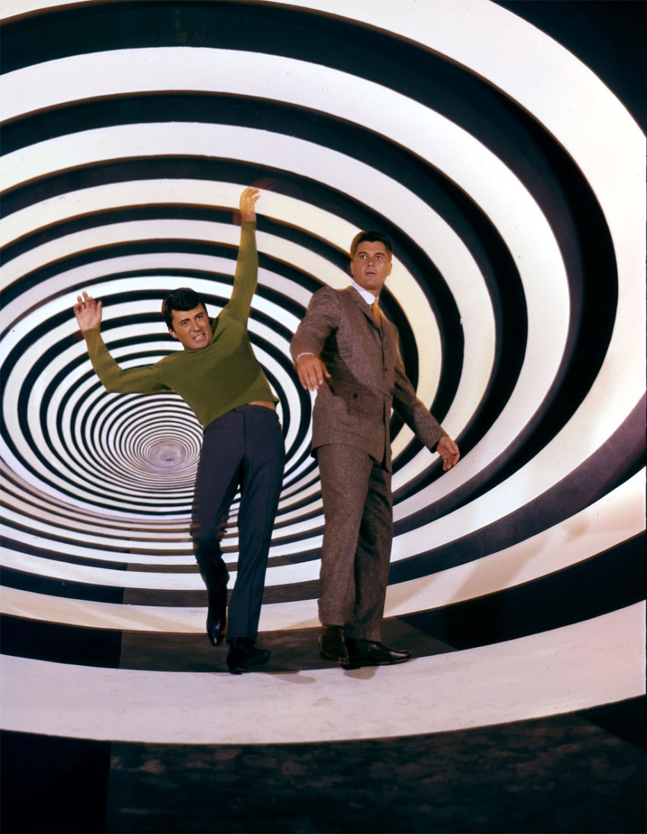 """The Time Tunnel: Staffel 1"""