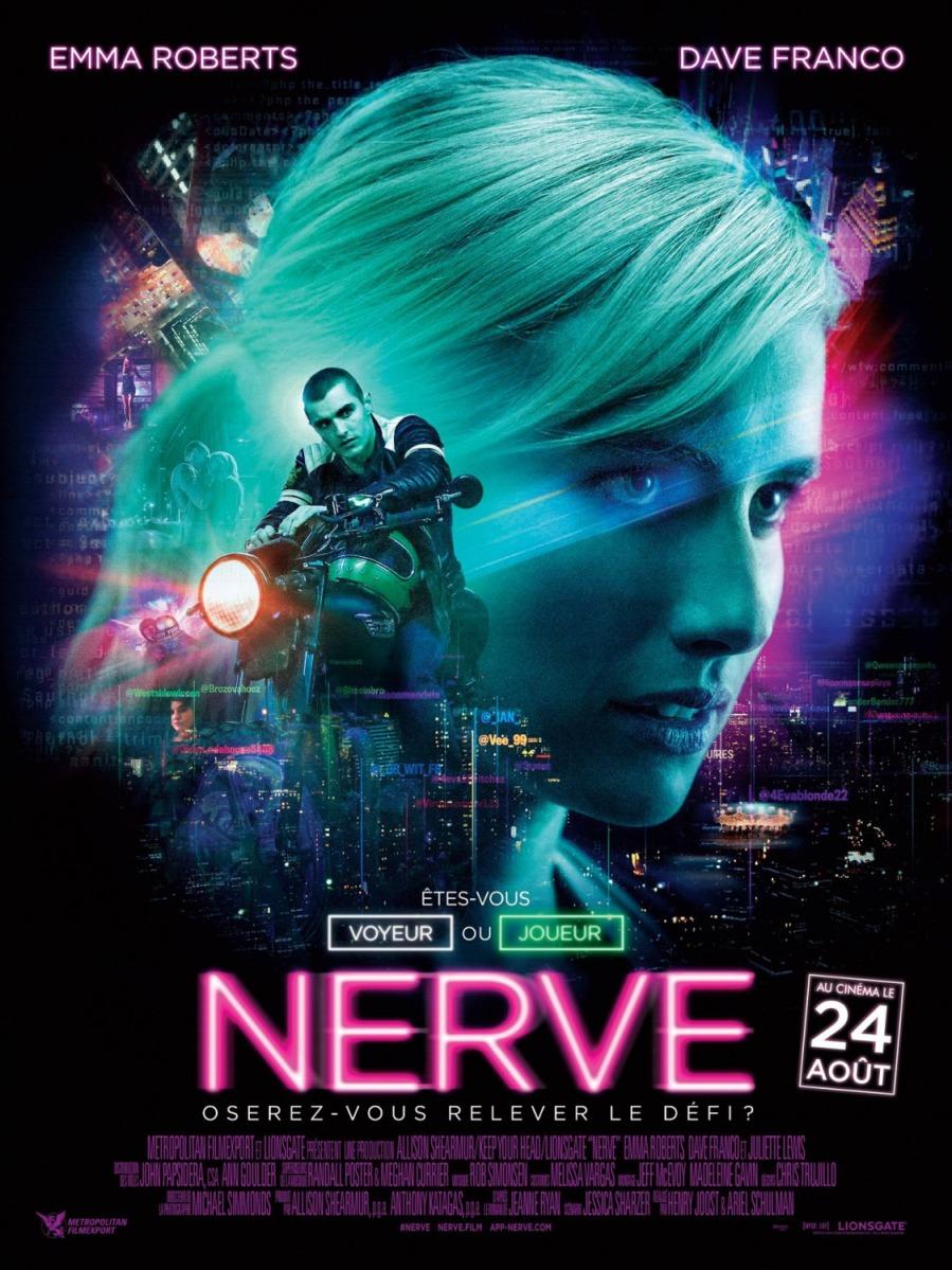 """""""Nerve"""""""